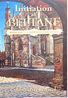 Initiation At Beltane(signed)