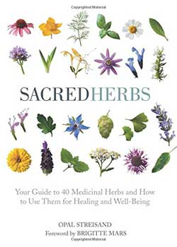 Sacred Herbs (hc) by Opal Streisand