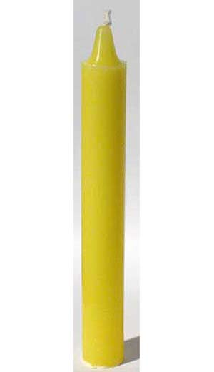 "Yellow 6"" taper"