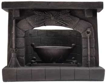 Hearth tealight 5 1/2""