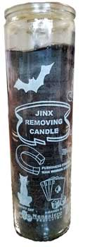 Jinx Removing 7 day jar
