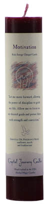 Motivation Reiki pillar