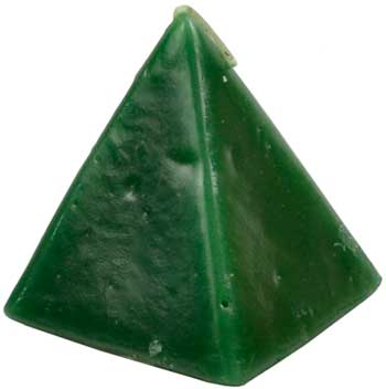 Green Cherry pyramid 2 1/2""