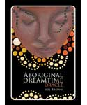 Aboriginal Dreamtime oracle by Mel Brown