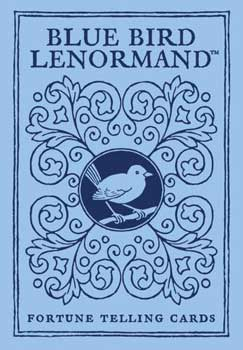 Blue Bird Lenormand deck