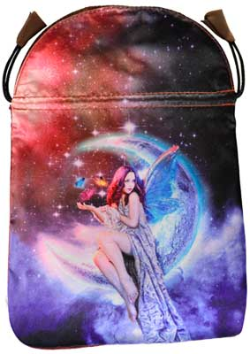 Moon Fairy tarot bag