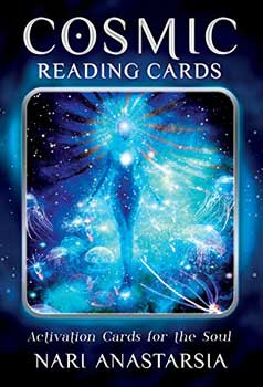 Cosmic Reading cards by Nari Anastarsia