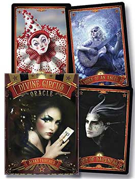 Divine Circus oracle by Alligo & Kenner