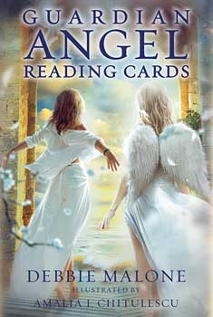 Guardian Angel Reading cards by Bebbie Mlone