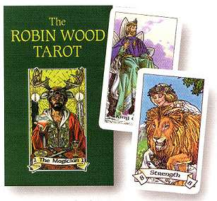 Robin Wood deck