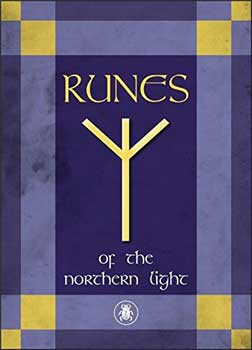 Runes of the Northern Light cards by Paula Tartara