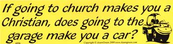 If Going To Church