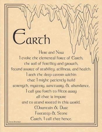 Earth Evocation