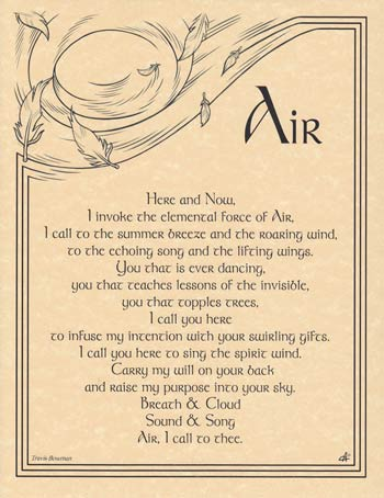 Air Invocation