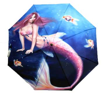 Aurellia Mermaid umbrella