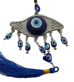 Eye Evil Eye wall hanging