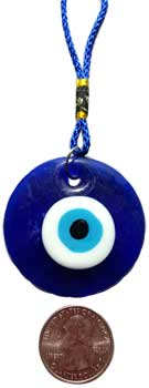 50mm Evil Eye wall hanging