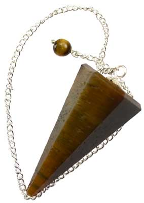 6-sided Tiger Eye