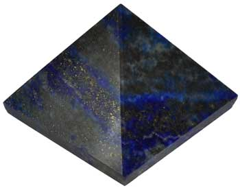 30- 35mm Lapis pyramid