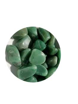 1 Lb Green Adventurine tumbled
