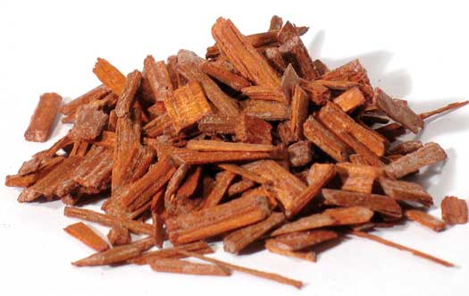 Sandalwood chips red 1oz
