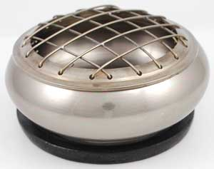 Pewter Screen burner