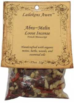 21g Abra Melin (french) Lailokens Awen incense