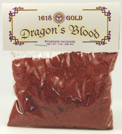1oz Dragons Blood