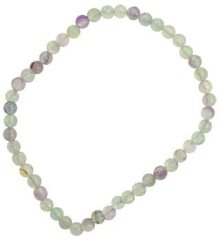4mm Flourite stretch