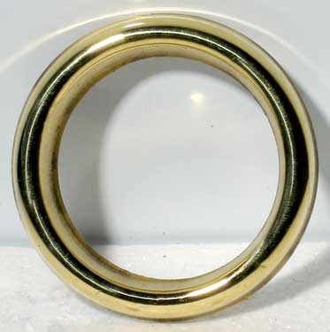 Brass Ring For Light Bulbs