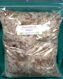 5 lb Protection bath salts