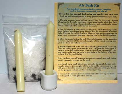 Air mini bath kit