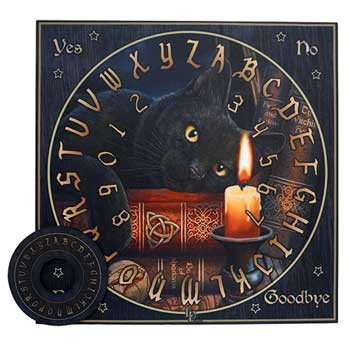 Witching Hour ouija board