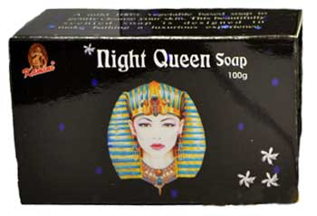 100g Night Queen soap
