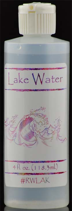 4oz Lake Water