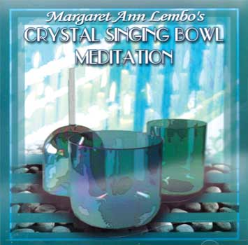 CD: Crystal Singing Bowl Med