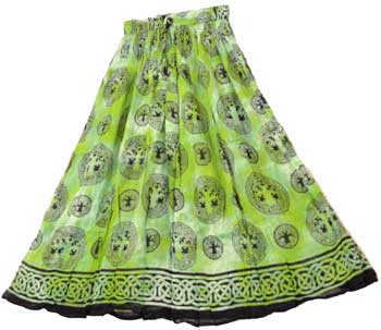 Tree of Life skirt