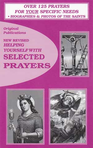 Helping with Selected Prayers V1