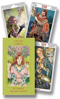 Celtic Mini deck